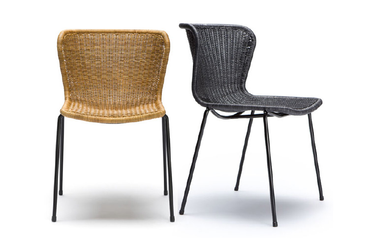 Stuhl aus Ratten C603